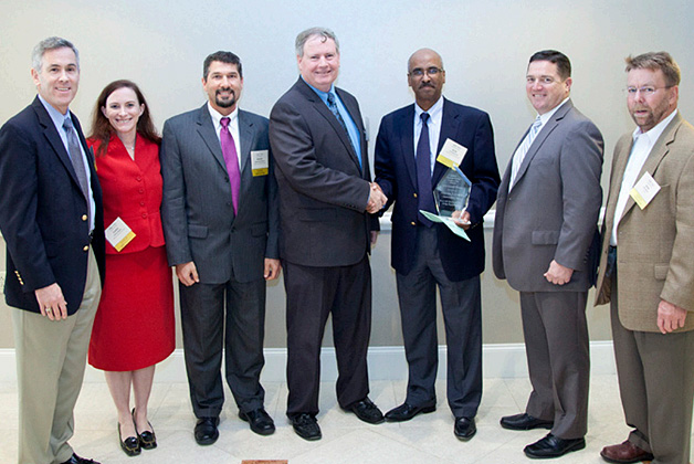 """ALA was the """"Overall Winner"""" for the 2014 VTCA Engineering Consulting Award"""